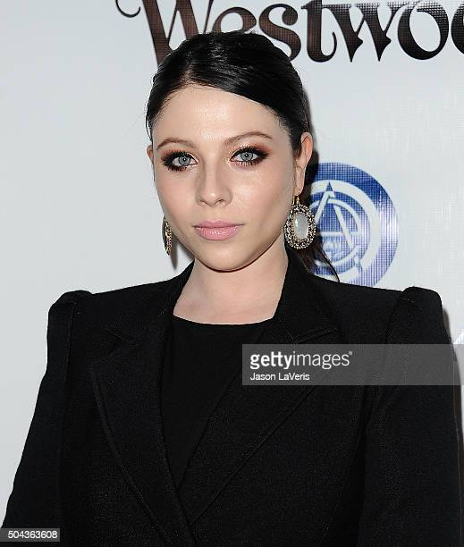 Actress Michelle Trachtenberg attends Art of Elysium's 9th annual Heaven Gala at 3LABS on January 9 2016 in Culver City California