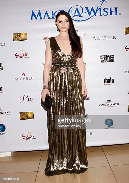 Actress Michelle Trachtenberg attends the 4th Annual Critics' Choice Television Awards at The Beverly Hilton Hotel on June 19 2014 in Beverly Hills...