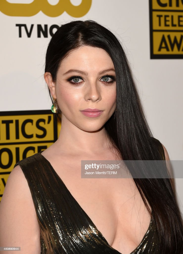 Actress <a gi-track='captionPersonalityLinkClicked' href=/galleries/search?phrase=Michelle+Trachtenberg&family=editorial&specificpeople=202081 ng-click='$event.stopPropagation()'>Michelle Trachtenberg</a> attends the 4th Annual Critics' Choice Television Awards at The Beverly Hilton Hotel on June 19, 2014 in Beverly Hills, California.