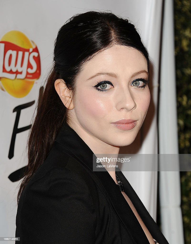 Actress Michelle Trachtenberg attends the 'Do Us A Flavor' contest winner announcement at Beso on May 6, 2013 in Hollywood, California.