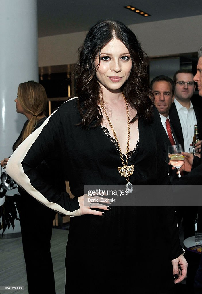 Actress Michelle Trachtenberg attends the Masquerade Ball Benefiting Ronald McDonald House at Apella on October 25, 2012 in New York City.