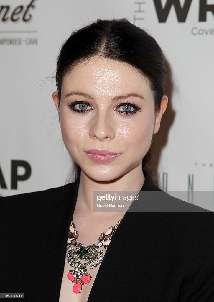 Actress <a gi-track='captionPersonalityLinkClicked' href=/galleries/search?phrase=Michelle+Trachtenberg&family=editorial&specificpeople=202081 ng-click='$event.stopPropagation()'>Michelle Trachtenberg</a> attends TheWrap's First Annual Emmy Party at The London West Hollywood on June 5, 2014 in West Hollywood, California.