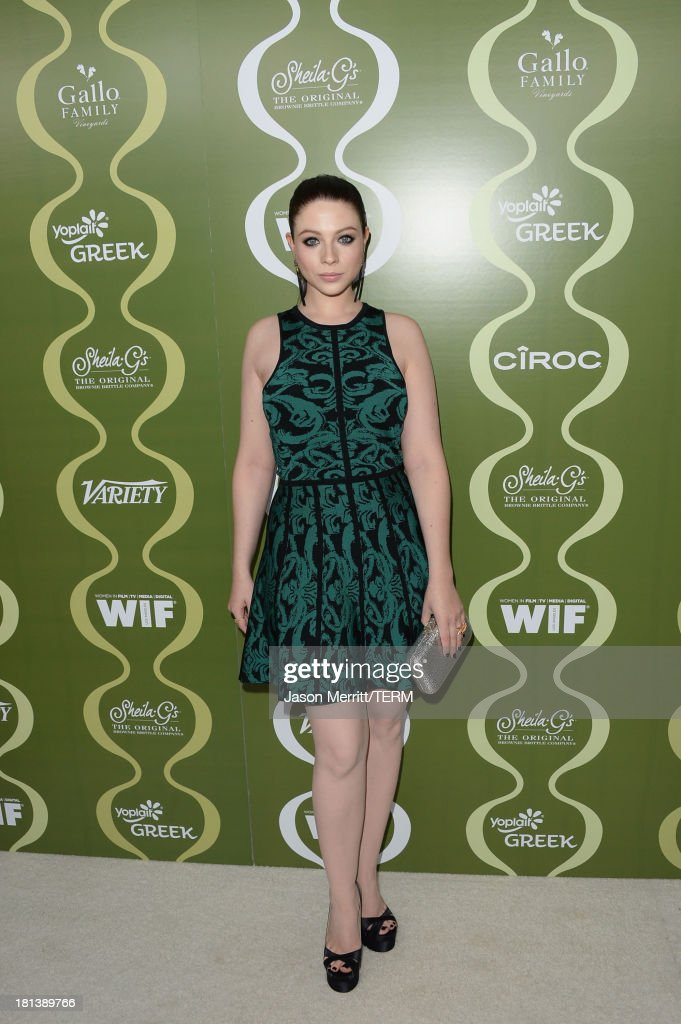 Actress Michelle Trachtenberg attends Variety Women In Film PreEmmy Event presented by Yoplait Greek at Scarpetta on September 20 2013 in Beverly...