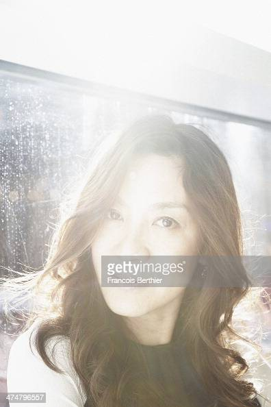 Actress Michelle Yeoh is photographed for Self Assignment on February 10 2014 in Berlin Germany