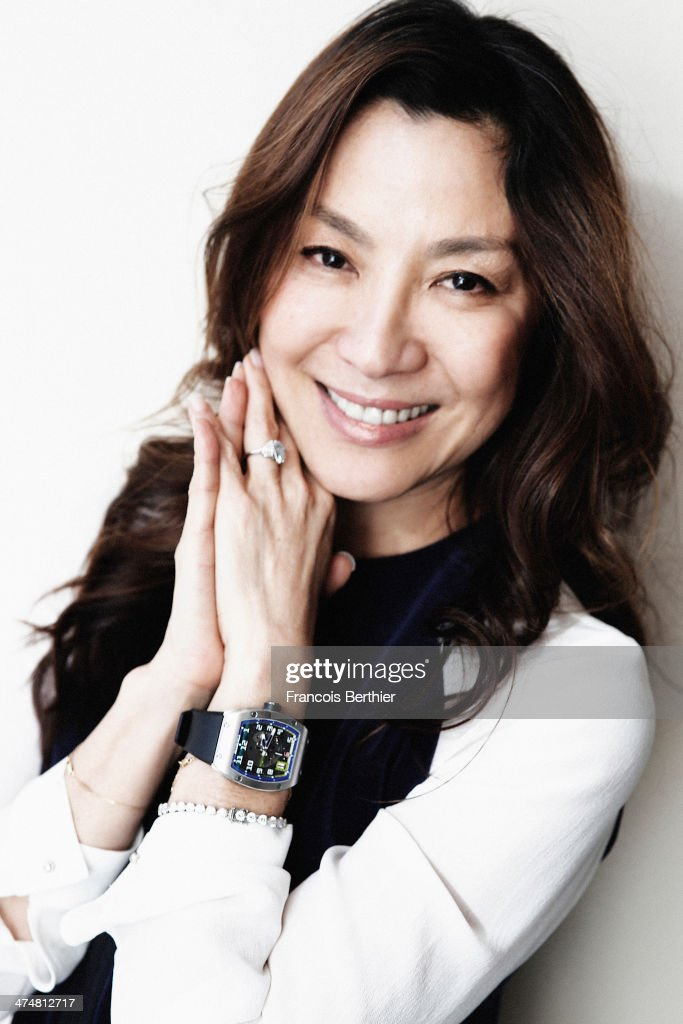 Actress <a gi-track='captionPersonalityLinkClicked' href=/galleries/search?phrase=Michelle+Yeoh&family=editorial&specificpeople=223894 ng-click='$event.stopPropagation()'>Michelle Yeoh</a> is photographed for Self Assignment on February 10, 2014 in Berlin, Germany.