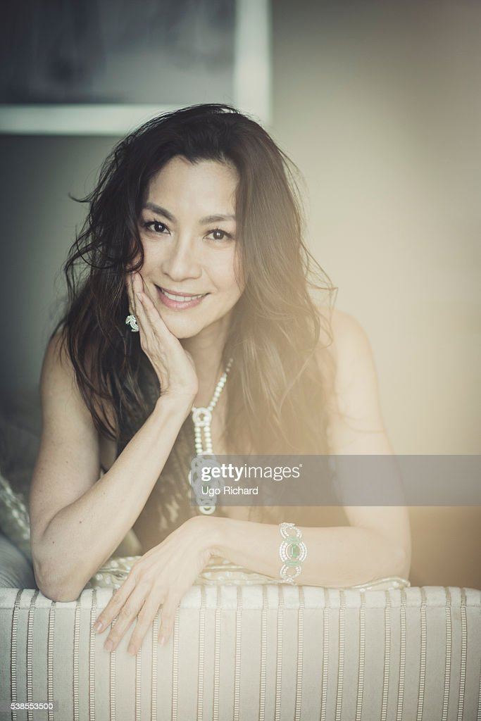 Actress Michelle Yeoh is photographed for Self Assignment on May 15, 2016 in Cannes, France.