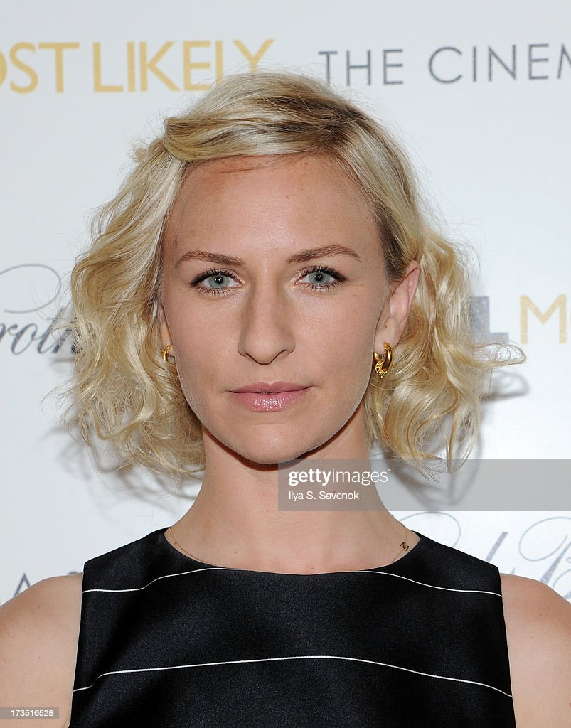 Actress Mickey Sumner attends The Cinema Society & Brooks Brothers Host A Screening Of Lionsgate And Roadside Attractions' 'Girl Most Likely's at Landmark Sunshine Cinema on July 15, 2013 in New York City.