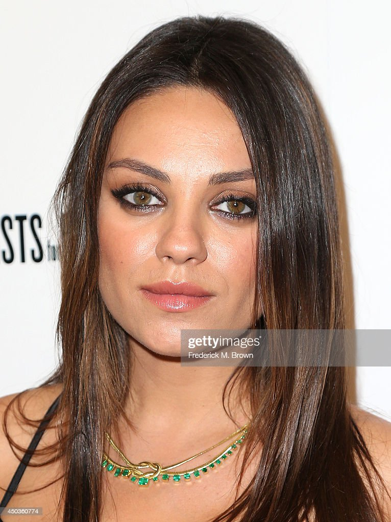 Actress Mila Kunis attends the premiere of Sony Picture Classics' 'Third Person' at the Linwood Dunn Theater Pickford Center for Motion Study on June 9, 2014 in Hollywood, California.