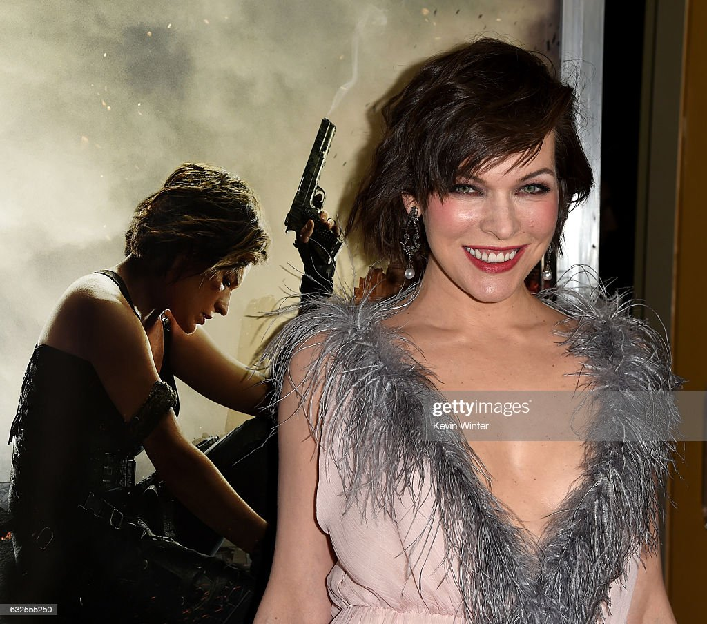 "Premiere Of Sony Pictures Releasing's ""Resident Evil: The Final Chapter"" - Red Carpet"