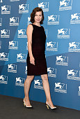 Actress Milla Jovovich attends the 'Cymbeline' Photocall during the 71st Venice Film Festival on September 3 2014 in Venice Italy