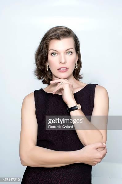 Milla Jovovich, Gioia Magazine,