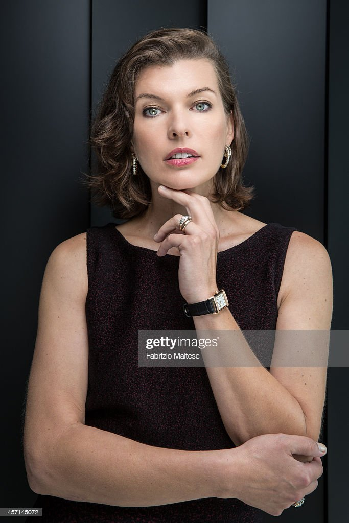 Milla Jovovich, Self Assignment, September 2014