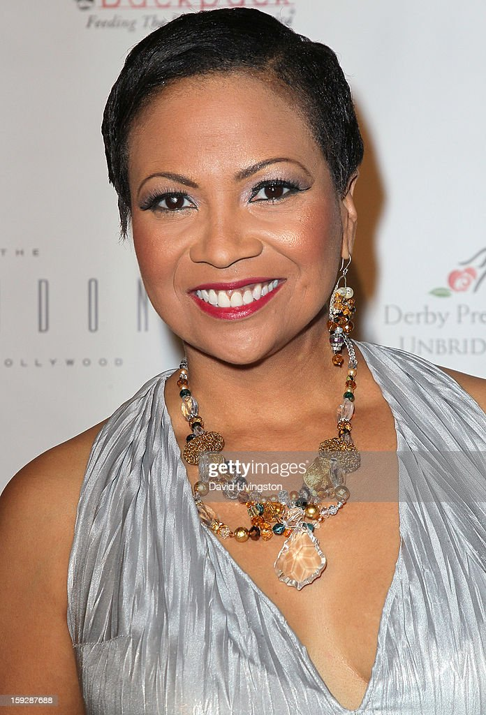 Actress Millena Gay attends the Kentucky Derby Prelude Party at The London West Hollywood on January 10, 2013 in West Hollywood, California.