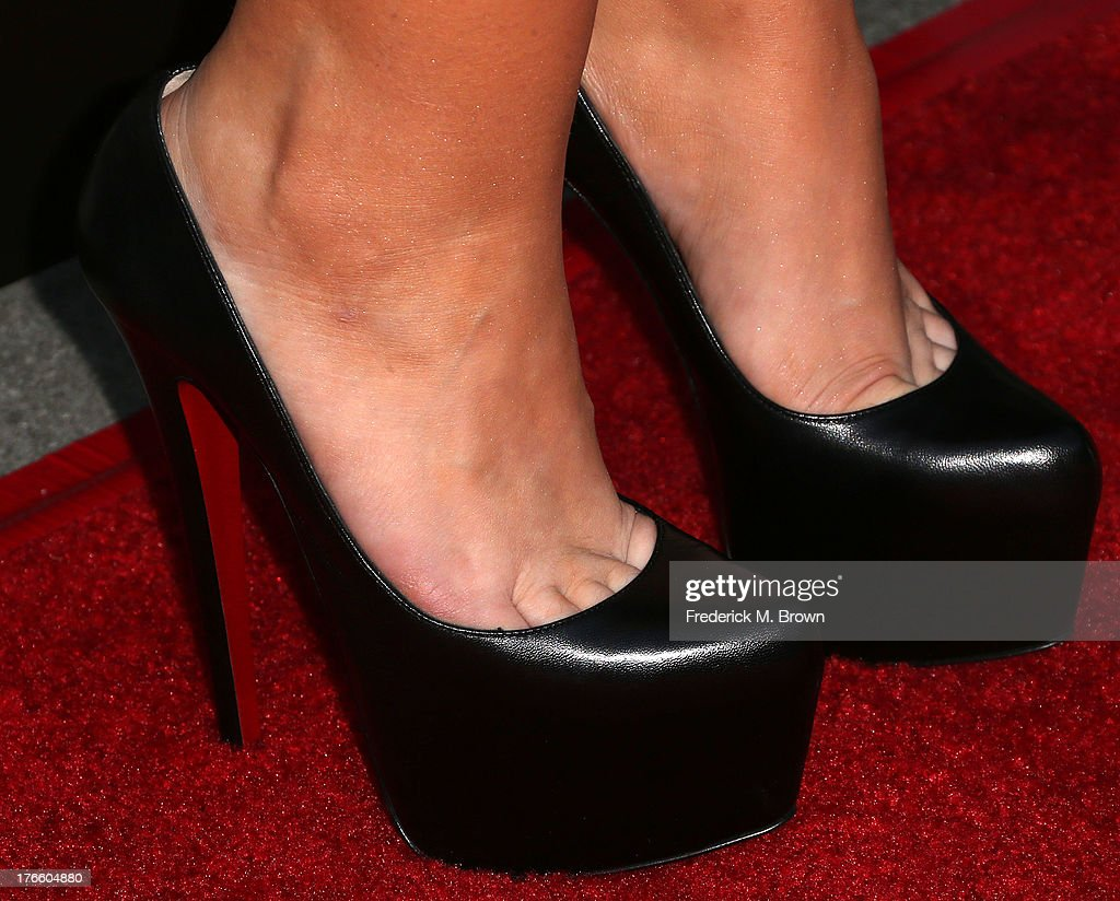 Actress Mimi Gianopulos attends the screening of Magnolia Pictures' 'Drinking Buddies' at the ArcLight Cinemas on August 15, 2013 in Hollywood, California.