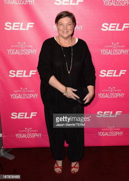 Actress Mindy Cohn attends SELF Magazine and Jennifer Aniston's celebration of Mandy Ingber's new book 'Yogalosophy 28 Days to the Ultimate MindBody...