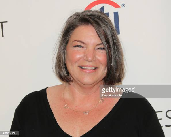 Actress Mindy Cohn attends the 2014 PaleyFest Fall TV preview of 'The Facts Of Life' 35th anniversary reunion at The Paley Center for Media on...
