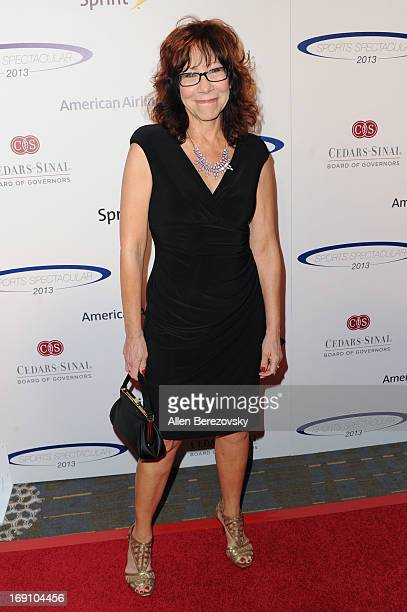 Actress Mindy Sterling arrives at the Sports Spectacular 28th Anniversary Gala at the Hyatt Regency Century Plaza on May 19 2013 in Century City...