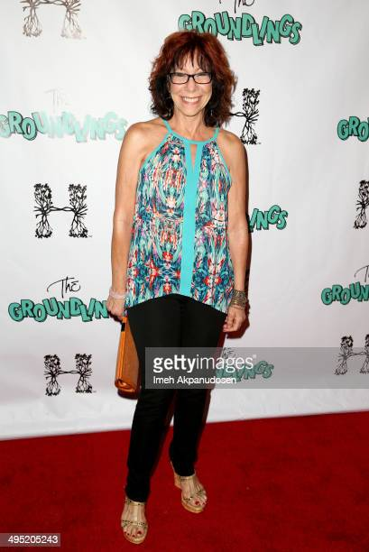 Actress Mindy Sterling attends The Groundlings 40th Anniversary Gala at HYDE Sunset Kitchen Cocktails on June 1 2014 in West Hollywood California