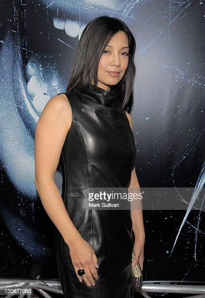 Actress MingNa arrives at the World 'Prom'iere of Screen Gems' 'Prom Night' on April 9 2008 at the Cinerama Dome in Los Angeles