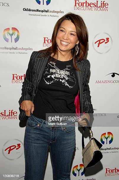 Actress MingNa attends 'Day of Beauty' for mothers of patients of Childrens Hospital Los Angeles held in Beverly Hills California on September 26 2007