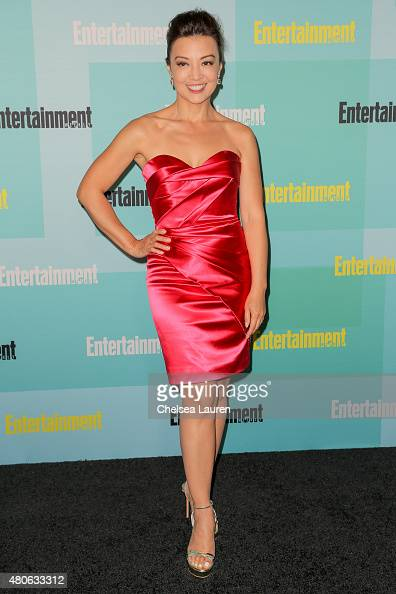 Actress MingNa Wen arrives at the Entertainment Weekly celebration at Float at Hard Rock Hotel San Diego on July 11 2015 in San Diego California