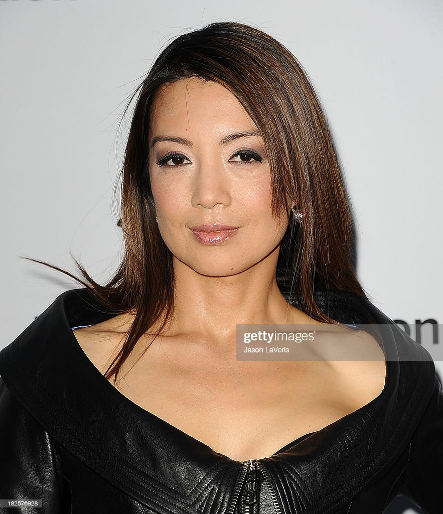 Actress Ming-Na Wen attends the Disney Media Networks International Upfronts at Walt Disney Studios on May 19, 2013 in Burbank, California.