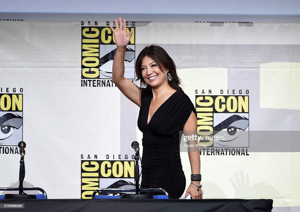 Actress Ming-Na Wen attends the Marvel Studios presentation during Comic-Con International 2016 at San Diego Convention Center on July 23, 2016 in San Diego, California.