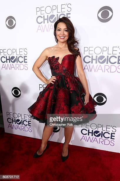 Actress MingNa Wen attends the People's Choice Awards 2016 at Microsoft Theater on January 6 2016 in Los Angeles California