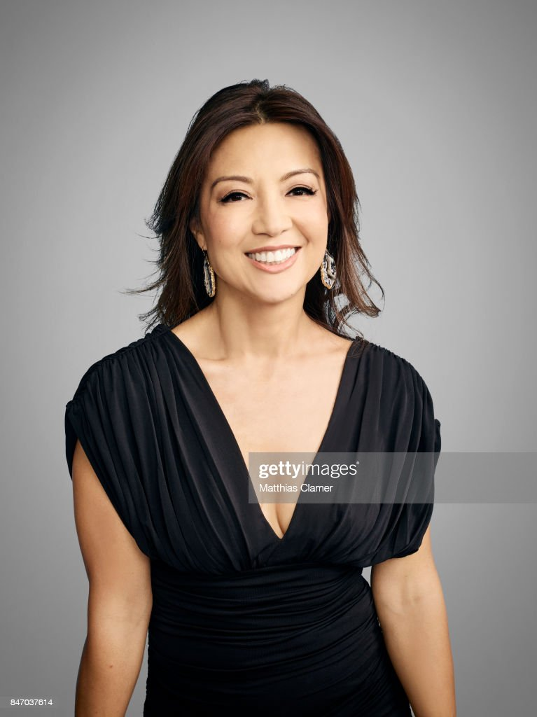 Actress Ming-Na Wen from 'Marvel's Agents of S.H.I.E.L.D.' is photographed for Entertainment Weekly Magazine on July 23, 2016 at Comic Con in the Hard Rock Hotel in San Diego, California.