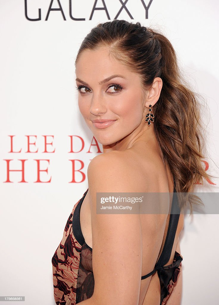 Actress Minka Kelly attends Lee Daniels' 'The Butler' New York Premiere at Ziegfeld Theater on August 5, 2013 in New York City.