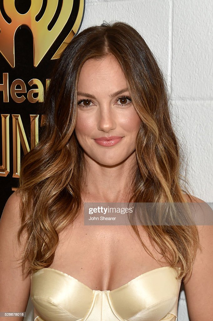 Actress <a gi-track='captionPersonalityLinkClicked' href=/galleries/search?phrase=Minka+Kelly&family=editorial&specificpeople=632847 ng-click='$event.stopPropagation()'>Minka Kelly</a> attends the 2016 iHeartCountry Festival at The Frank Erwin Center on April 30, 2016 in Austin, Texas.