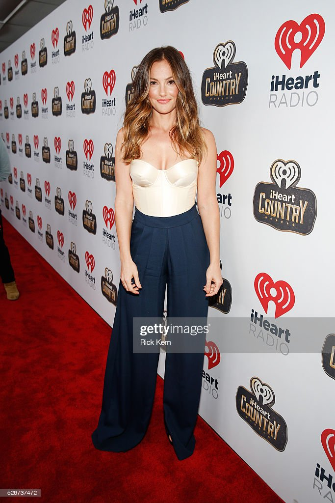 Actress Minka Kelly attends the 2016 iHeartCountry Festival at The Frank Erwin Center on April 30, 2016 in Austin, Texas.