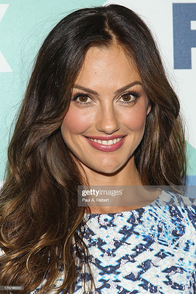Actress <a gi-track='captionPersonalityLinkClicked' href=/galleries/search?phrase=Minka+Kelly&family=editorial&specificpeople=632847 ng-click='$event.stopPropagation()'>Minka Kelly</a> attends the Fox All-Star Party on August 1, 2013 in West Hollywood, California.