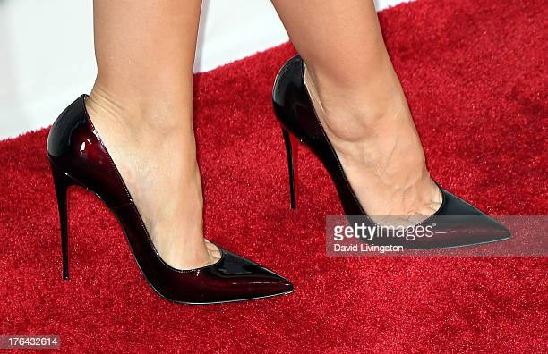 Actress Minka Kelly attends the premiere of the Weinstein Company's 'Lee Daniels' The Butler' at Regal Cinemas LA Live on August 12 2013 in Los...