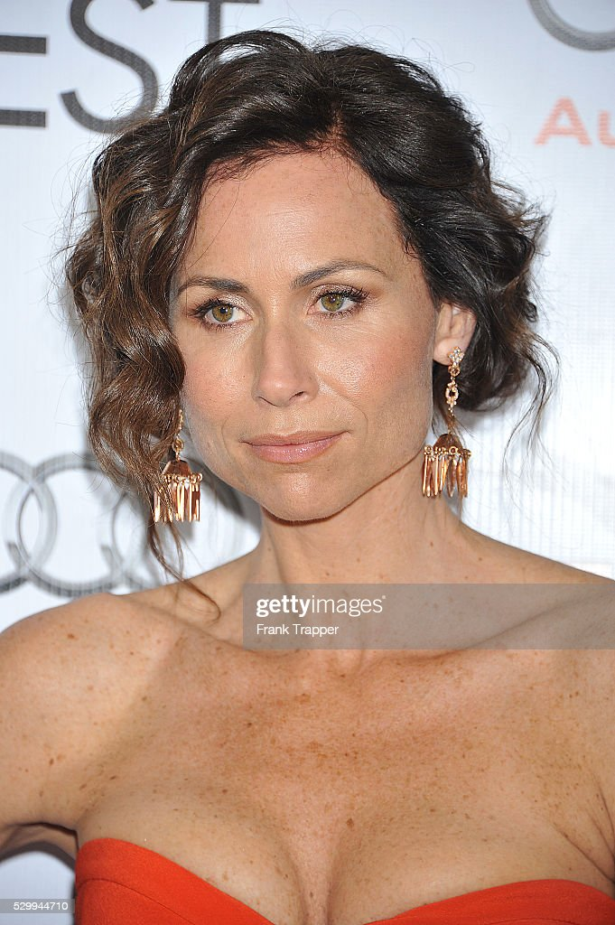 Minnie Driver Getty Images