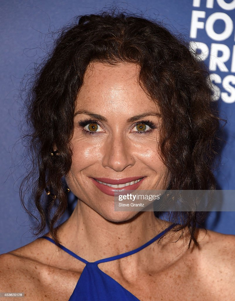Actress <a gi-track='captionPersonalityLinkClicked' href=/galleries/search?phrase=Minnie+Driver&family=editorial&specificpeople=201884 ng-click='$event.stopPropagation()'>Minnie Driver</a> attends The Hollywood Foreign Press Association Installation Dinner at The Beverly Hilton Hotel on August 14, 2014 in Beverly Hills, California.