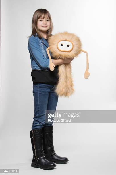 Actress Mira Forsell is photographed for Self Assignment on February 11 2017 in Berlin Germany