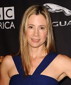 Actress Mira Sorvino attends the BAFTA Los Angeles TV Tea Party at SLS Hotel on August 23 2014 in Beverly Hills California