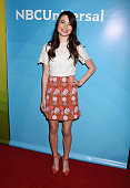 Actress Miranda Cosgrove arrives at the 2016 Summer TCA Tour NBCUniversal Press Tour at the Four Seasons Hotel Westlake Village on April 1 2016 in...