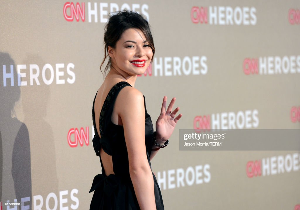 Actress Miranda Cosgrove attends the CNN Heroes: An All Star Tribute at The Shrine Auditorium on December 2, 2012 in Los Angeles, California. 23046_004_JM_0956.JPG