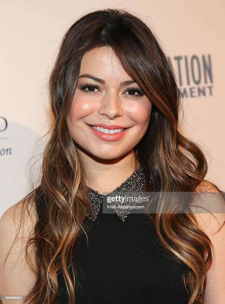 Actress Miranda Cosgrove attends the STARS 2013 Benefit Gala By The Fulfillment Fund at The Beverly Hilton Hotel on October 23, 2013 in Beverly Hills, California.