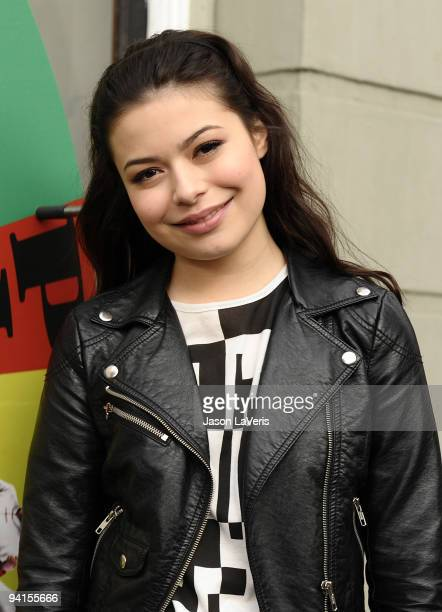 Actress Miranda Cosgrove attends Variety's 3rd annual 'Power of Youth' event held at Paramount Studios on December 5 2009 in Los Angeles California
