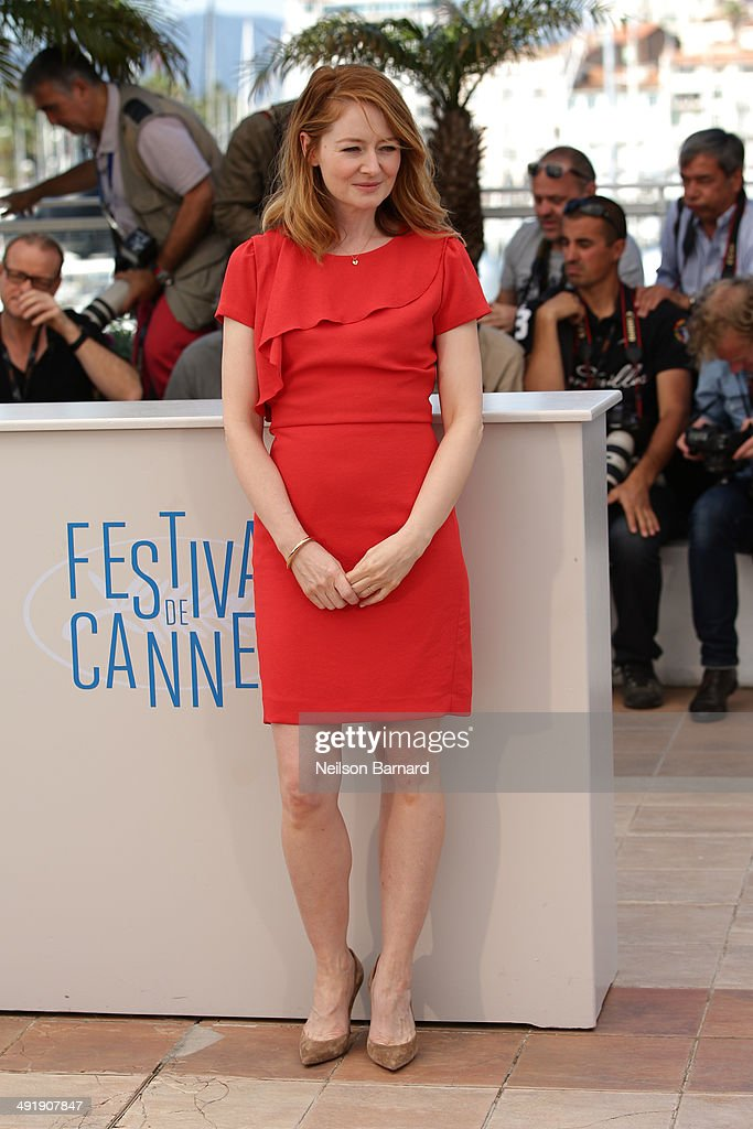 Actress <a gi-track='captionPersonalityLinkClicked' href=/galleries/search?phrase=Miranda+Otto&family=editorial&specificpeople=206382 ng-click='$event.stopPropagation()'>Miranda Otto</a> attends 'The Homesman' photocall during the 67th Annual Cannes Film Festival on May 18, 2014 in Cannes, France.