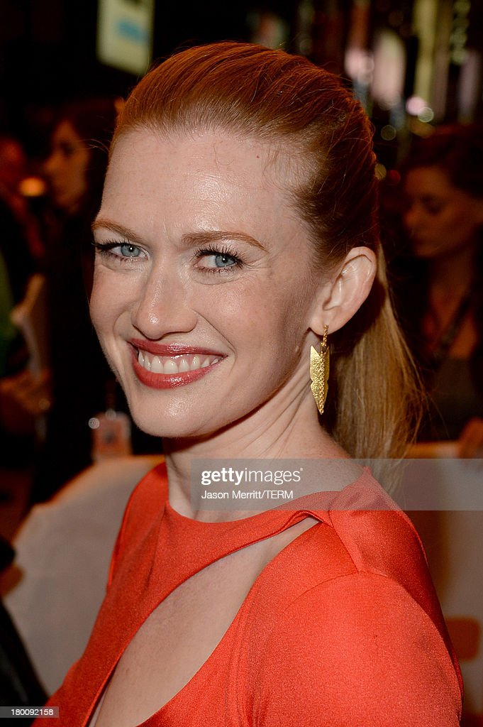 Actress Mireille Enos attends 'The Devil's Knot' premiere during the 2013 Toronto International Film Festival at The Elgin on September 8, 2013 in Toronto, Canada.