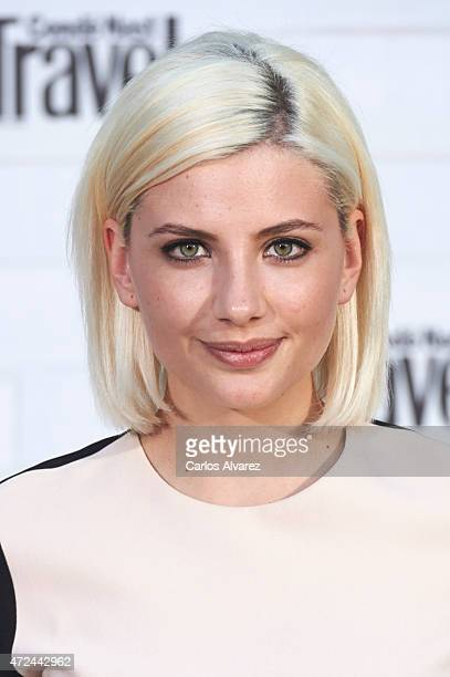 Actress Miriam Giovanelli attends the VII Conde Nast Traveler Awards at the Giner de los Rios Foundation on May 7 2015 in Madrid Spain