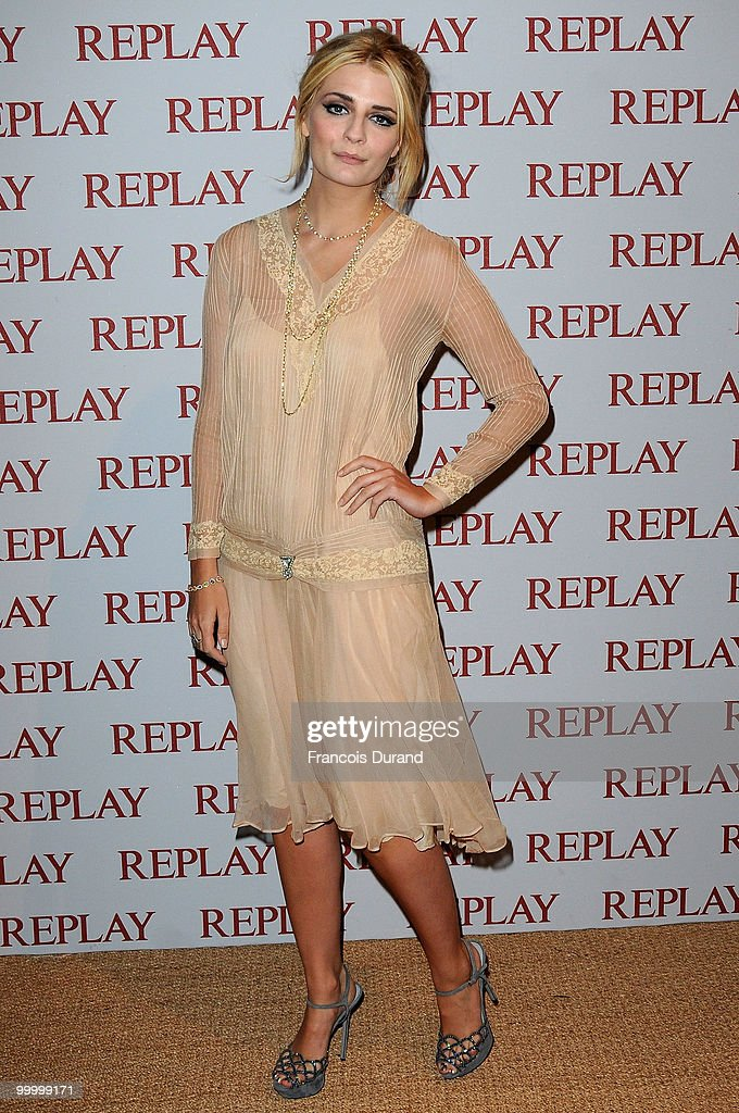Actress Mischa Barton arrives at the Replay Party during the 63rd Annual Cannes Film Festival at Style Star Lounge on May 19, 2010 in Cannes, France.