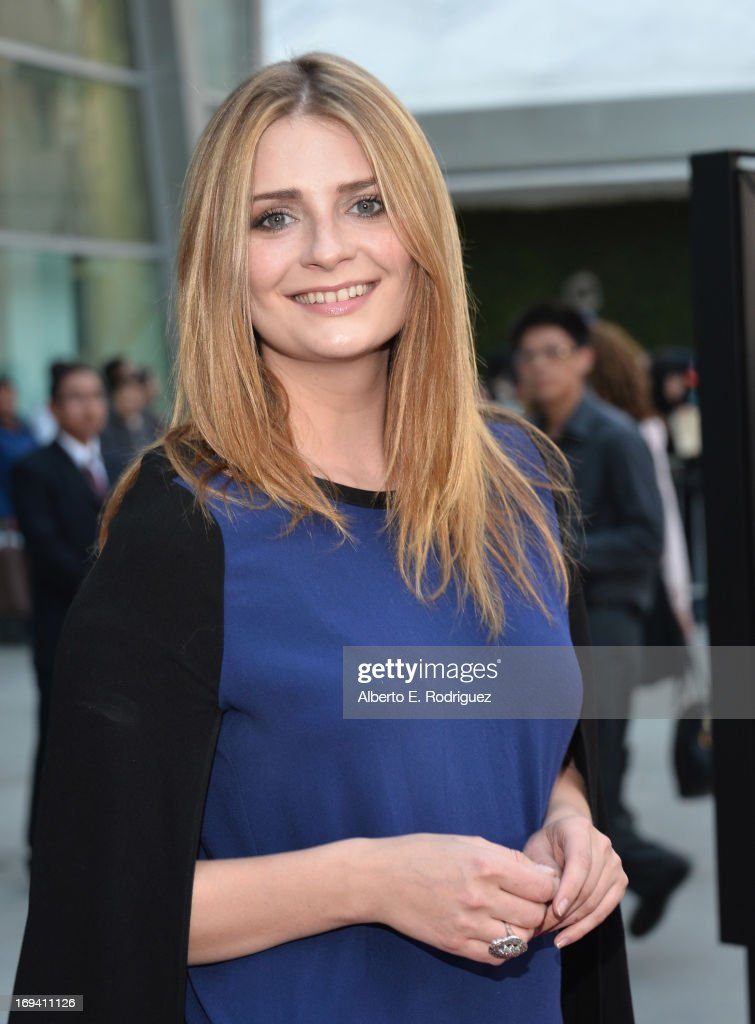 Actress Mischa Barton attends a special screening of Summit Entertainment's 'Now You See Me' at the ArcLight Theaters Hollywood on May 23, 2013 in Hollywood, California.