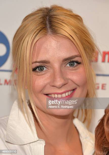 Actress Mischa Barton attends Kat Kramer's 'Films That Change The World' on April 10 2015 in Hollywood California