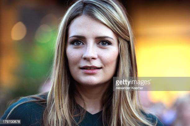 Actress Mischa Barton attends the Late Night Shopping at Designer Outlet Soltau on September 6 2013 in Soltau Germany