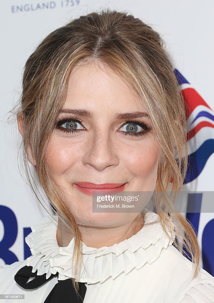 Actress <a gi-track='captionPersonalityLinkClicked' href=/galleries/search?phrase=Mischa+Barton&family=editorial&specificpeople=201862 ng-click='$event.stopPropagation()'>Mischa Barton</a> attends the launch of the Seventh Annual Britweek Festival 'A Salute to Old Hollywood' on April 23, 2013 in Los Angeles, California.